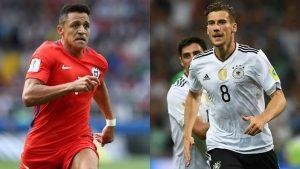 Bet365 cy: Χιλή – Γερμανία για τον τίτλο!