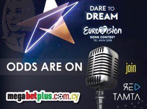 Megabet Plus: Ποια χώρα θα κερδίσει το φετινό διαγωνισμό τραγουδιού της Eurovision;