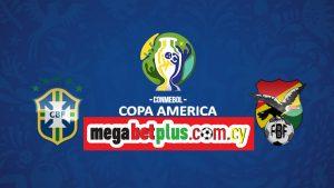 Πρεμιέρα στο Κόπα Αμέρικα με γκολ: Πόνταρε στην Megabet Plus για το Βραζιλία-Βολιβία