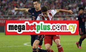 Μπορεί γκολ ο Ολυμπιακός στο Μόναχο; Πόνταρε στην Megabet Plus!