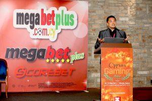Megabet Plus: «Η Κύπρος είναι μία υπέροχη χώρα για επένδυση»