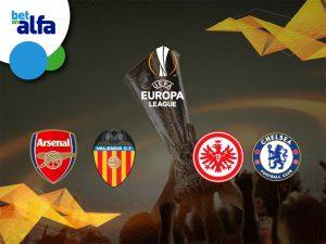 Αγγλικά φαβορί στο Europa League με απόδοση 4.68 στην BET ON ALFA
