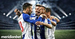 Meridianbet: Pacos Ferreira vs Porto!