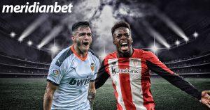 Meridianbet: Valencia vs Athletic Bilbao!
