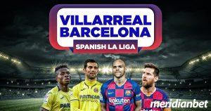 Meridianbet: Villareal vs Barcelona!