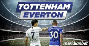 Meridianbet: Tottenham vs Everton!